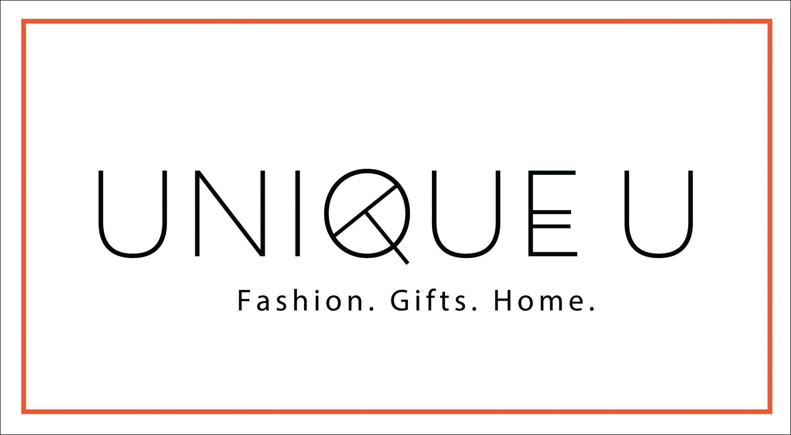 Unique-U Fashion. Gifts. Home.